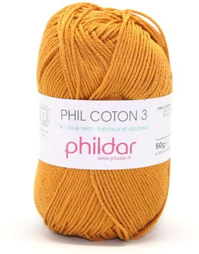 Phildar Phil Coton 3 1233 Gold
