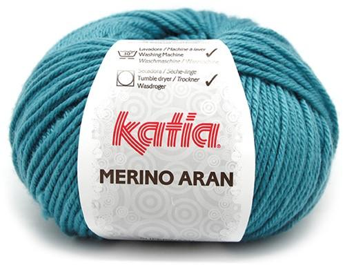 Katia Merino Aran 73 Turquoise