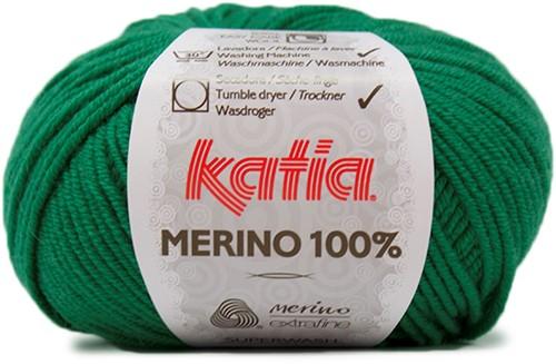 Katia Merino 100% 73 Emerald
