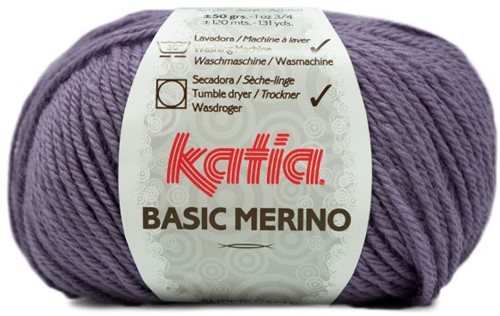Katia Basic Merino 76 Lilac