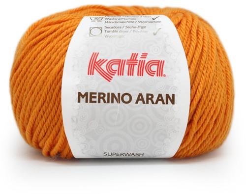 Katia Merino Aran 77 Mustard
