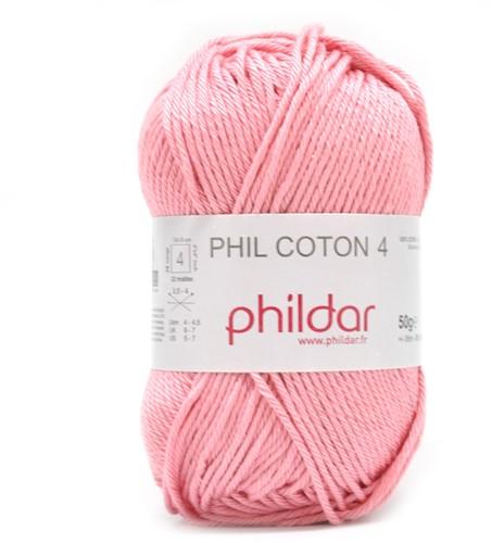 Phildar Phil Coton 4 1002 Meringue