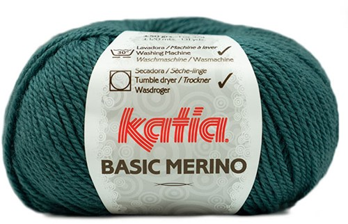 Katia Basic Merino 78 Emerald