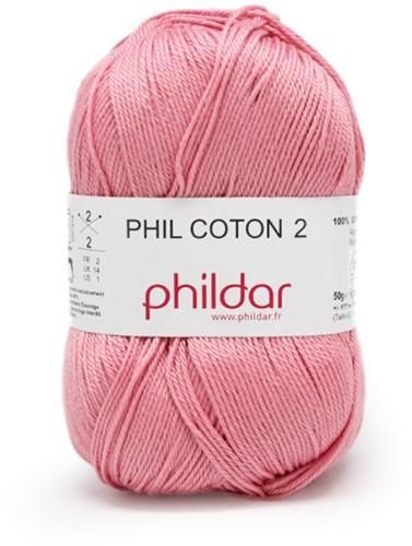 Phildar Phil Coton 2 1005 Meringue