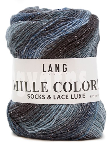 Lang Yarns Mille Colori Socks & Lace Luxe 78