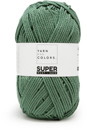 Yarn and Colors Leaf Cushion Haakpakket 1 Aventurine