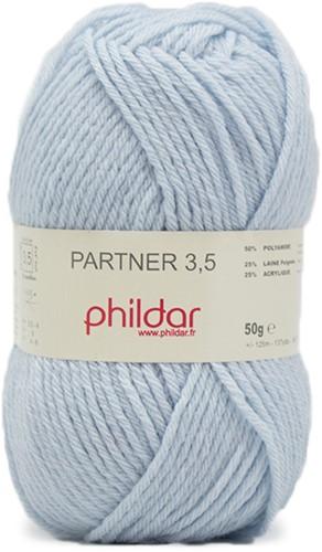 Phildar Partner 3.5 1089 Ciel