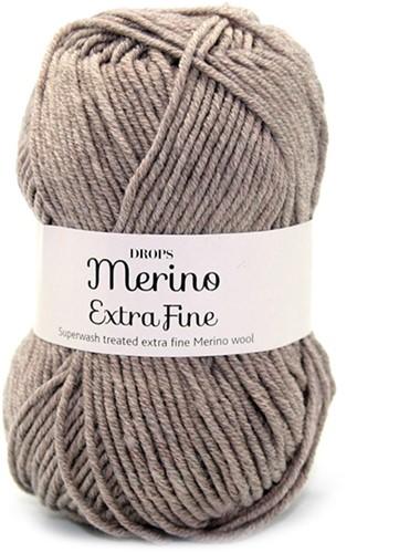 Drops Merino Extra Fine Mix 07 Light Brown