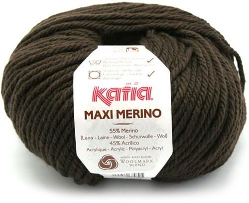 Katia Maxi Merino 7 Brown