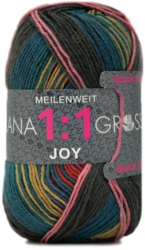Lana Grossa Meilenweit 100 1:1 Joy 803