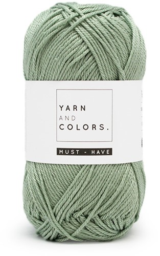 Yarn and Colors Must-have 080 Eucalyptus