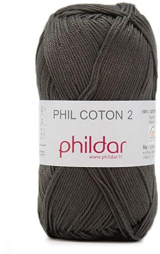 Phildar Phil Coton 2 8201 Lichen