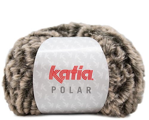 Katia Polar 86 Fawn brown