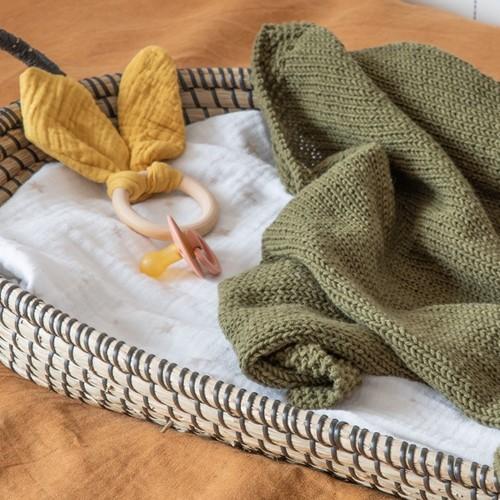 Yarn and Colors Oh Baby! Knit Blanket Breipakket 091 Khaki