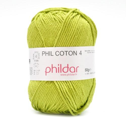 Phildar Phil Coton 4 87 Bambou