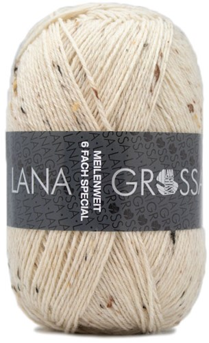 Lana Grossa Meilenweit 6-Fach 150 Tweed 8817