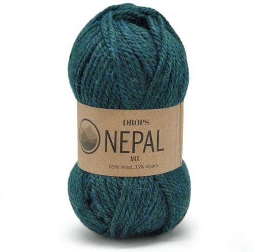 Drops Nepal Mix 8905 Deep-ocean