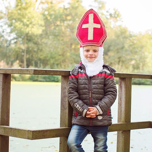 Haakpatroon Sinterklaas Mijter