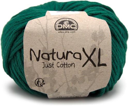 DMC Natura XL 08 Dark Green