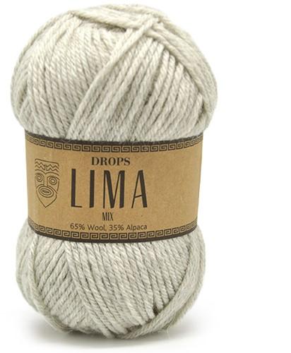 Drops Lima Mix 9020 Pearl-grey