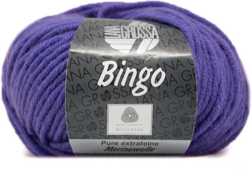 Lana Grossa Bingo 90 Cobalt Blue