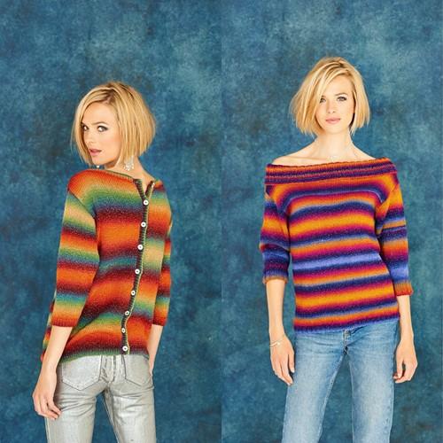 Breipatroon Stylecraft Cabaret DK No. 9181 Sweaters
