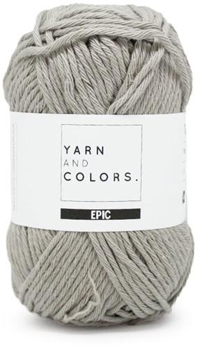 Yarn and Colors Moss and Cross Kussen Breipakket 5