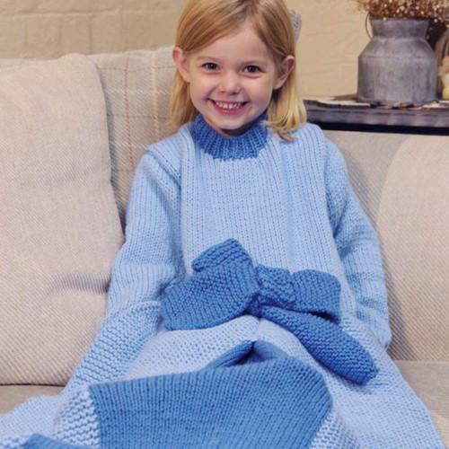 Breipatroon Stylecraft Special Chunky No. 9490 Prinsessendeken