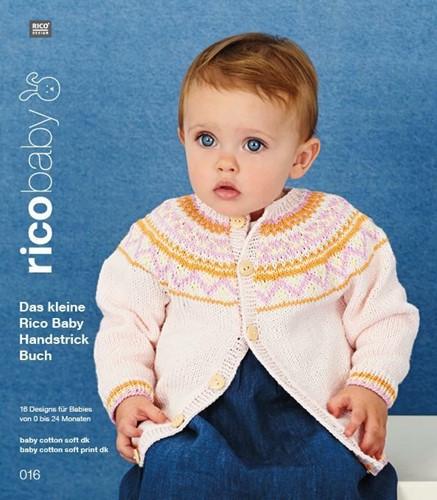 Rico Baby Breiboek No. 16