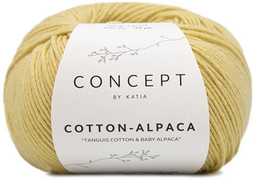Katia Cotton Alpaca 96 Light pistachio