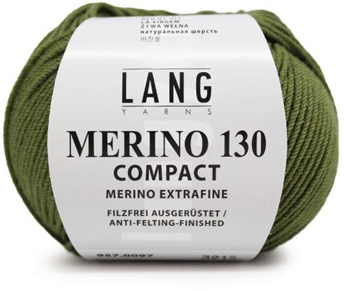Lang Yarns Merino 130 Compact 97