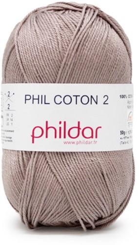Phildar Phil Coton 2 1330 Taupe
