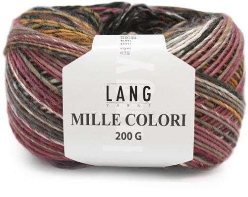 Lang Yarns Mille Colori 200 Gr. 98
