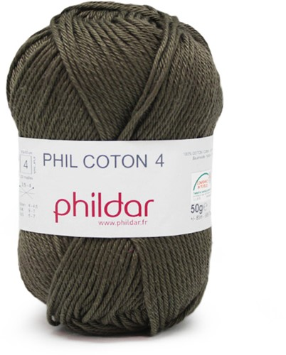 Phildar Phil Coton 4 1419 Militaire