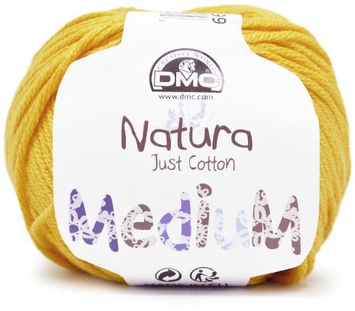 DMC Natura Medium 99 Bouton d'or