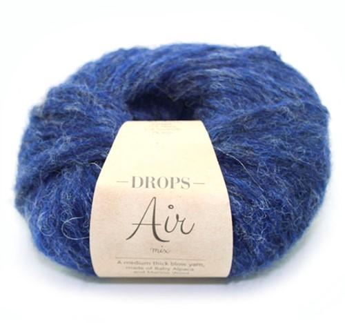 Drops Air Mix 09 Navy-blue