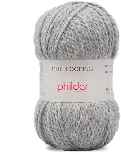 Phildar Phil Looping 1447 Flanelle