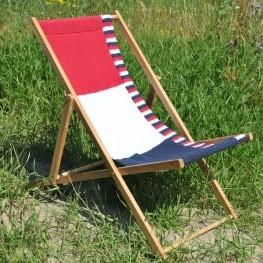 Breipatroon Cabotine strandstoel