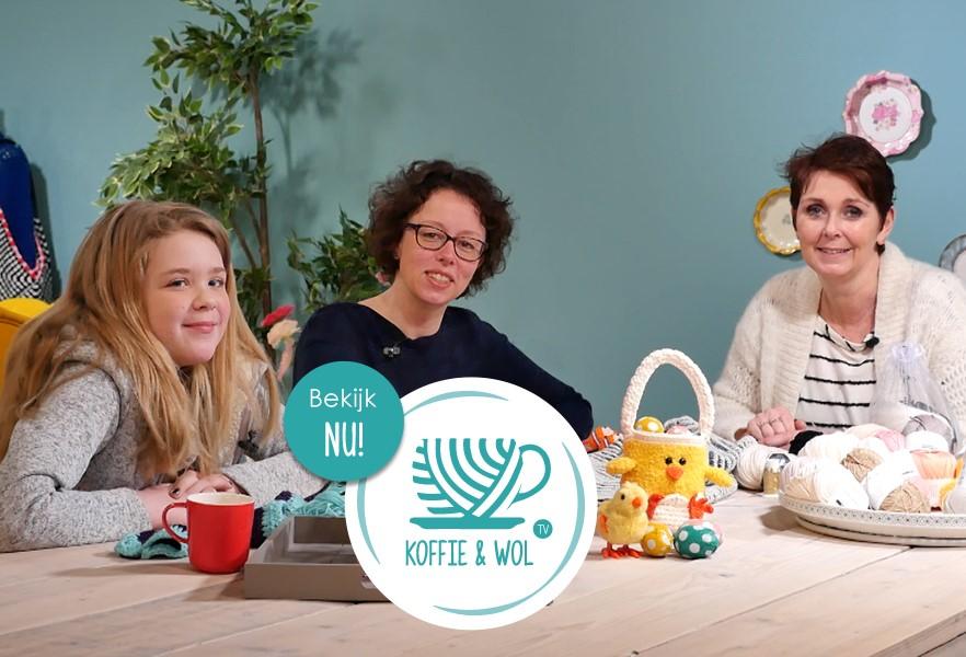 Koffie & Wol TV - Maandaflevering februari