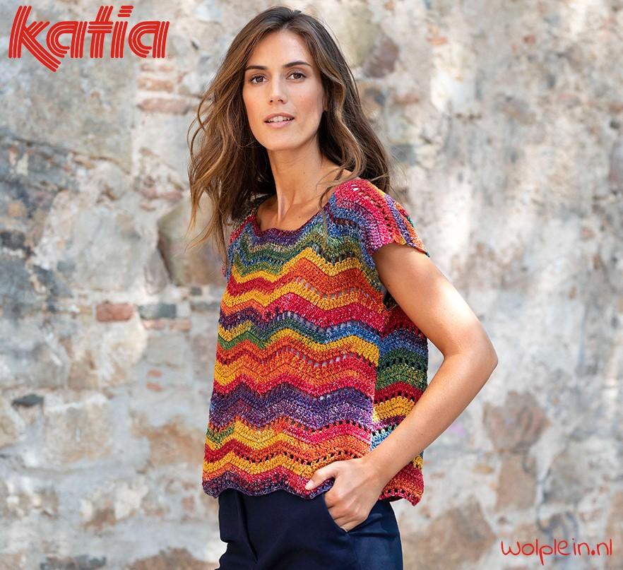 Katia zomercollectie 2019 - Nieuwe garens en inspiratie