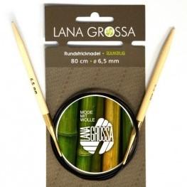 Lana Grossa Bambus Rondbreinaalden 60cm 9mm