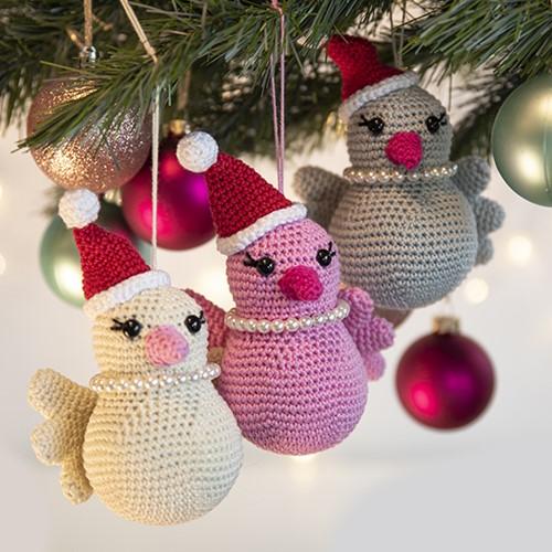 Vogel Kersthanger Haakpakket