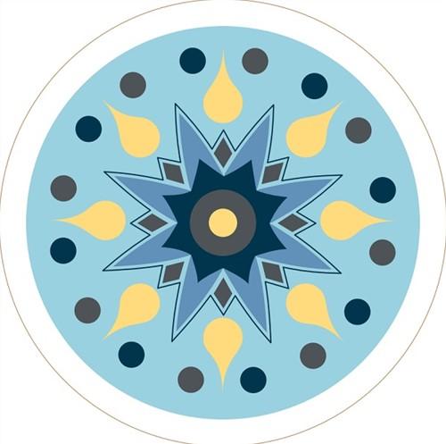 Mandala Punchalong Pakket 4