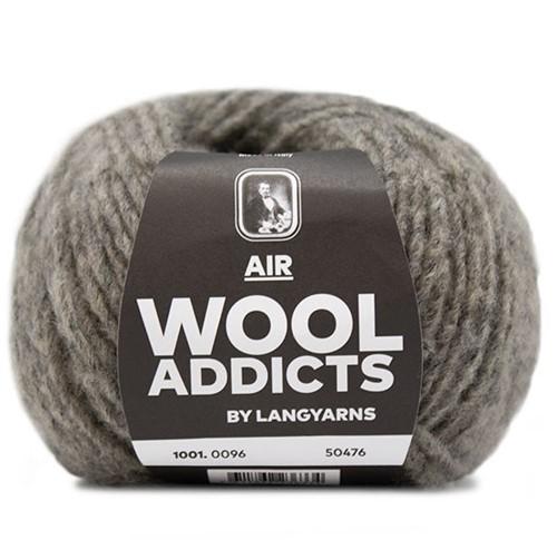 Wooladdicts Balmy Breeze Poncho Breipakket 3 S/M