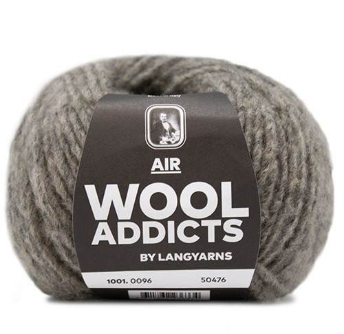 Wooladdicts No Plain Jane Vest Breipakket 3 L