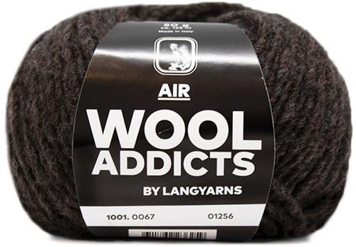 Wooladdicts Balmy Breeze Poncho Breipakket 4 S/M