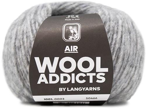 Wooladdicts Balmy Breeze Poncho Breipakket 5 L/XL