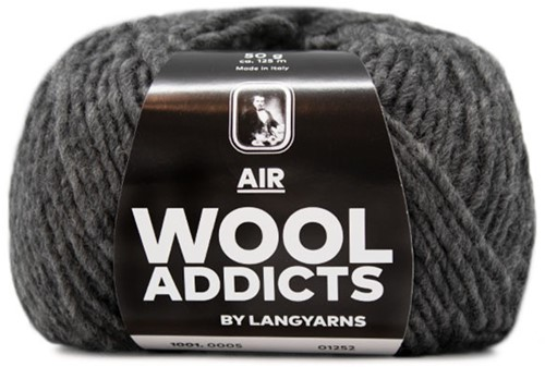 Wooladdicts Piff Puff Trui Breipakket 6 M