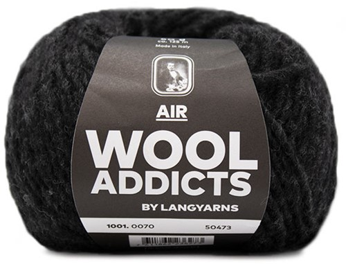 Wooladdicts Balmy Breeze Poncho Breipakket 7 L/XL