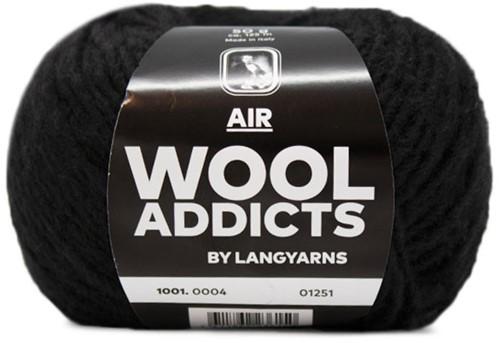 Wooladdicts Balmy Breeze Poncho Breipakket 8 S/M